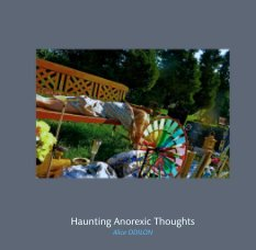Haunting Anorexic Thoughts - Fine Art Photography photo book