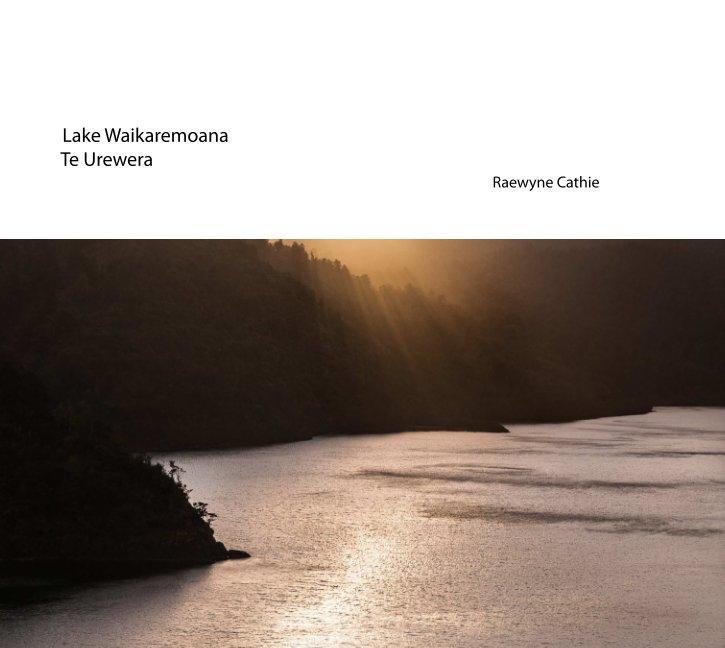 View Lake Waikaremoana by Raewyne Cathie