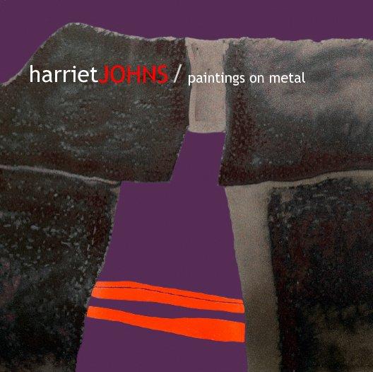 View harrietJOHNS / paintings on metal by WesternEye
