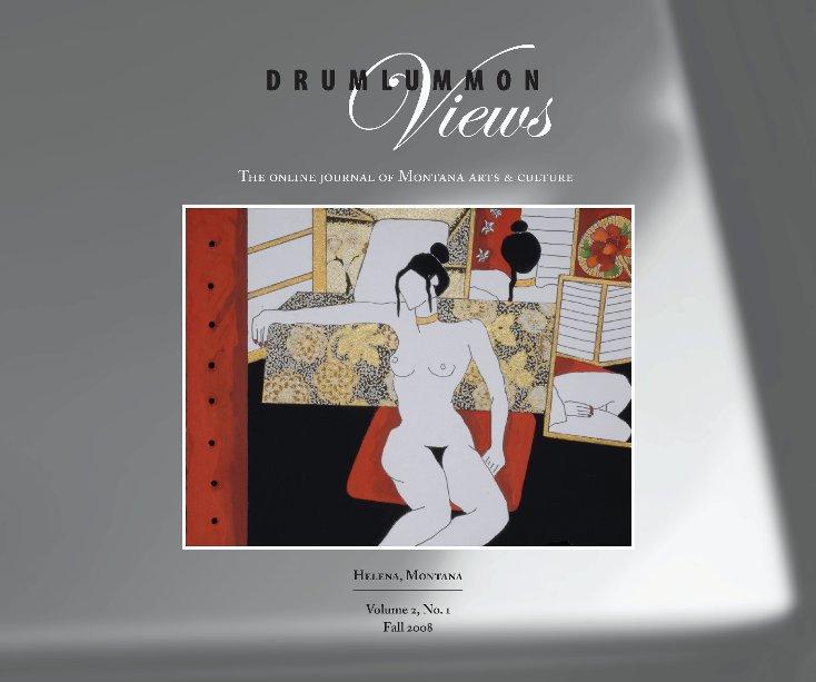View Drumlummon Views: Fall 2008 by Rick Newby,  editor