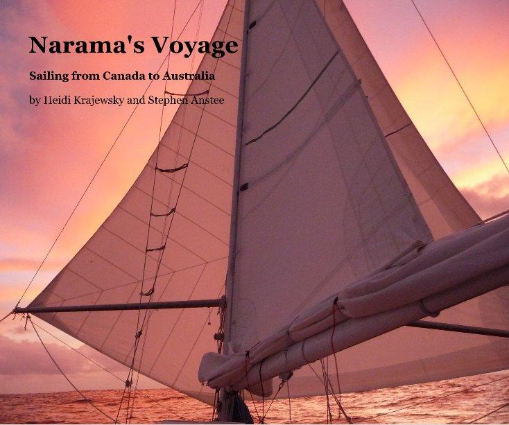 View Narama's Voyage by Heidi Krajewsky and Stephen Anstee