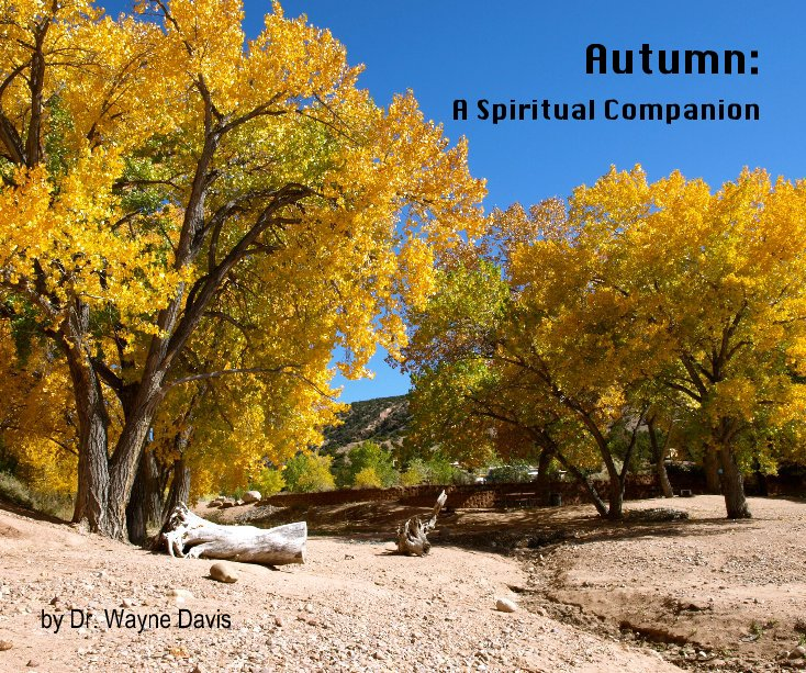 View Autumn: A Spiritual Companion by Wayne Davis