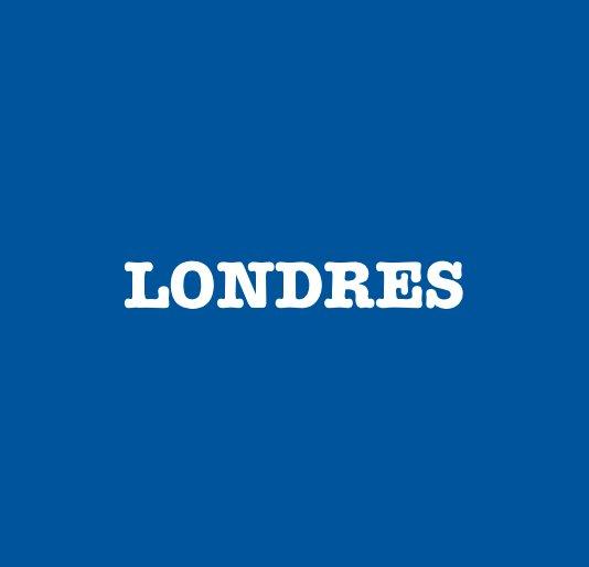 View LONDRES - couverture souple by Clément Charleux