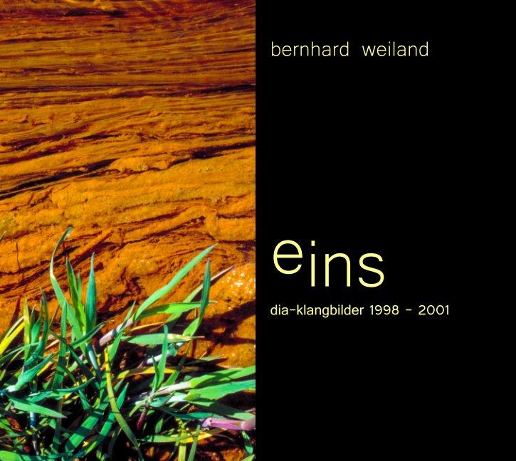eins nach Bernhard Weiland anzeigen