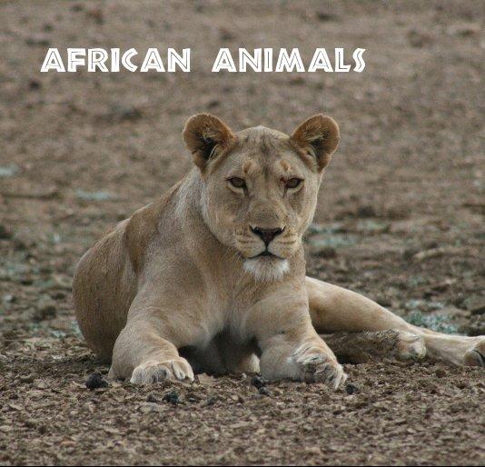 View African Animals by Jennifer & Grant Deardorff