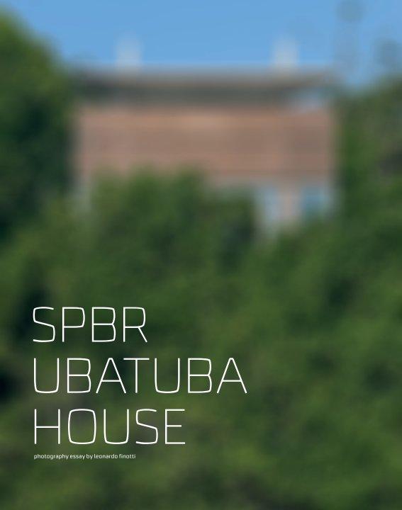 View spbr - ubatuba house by obra comunicação