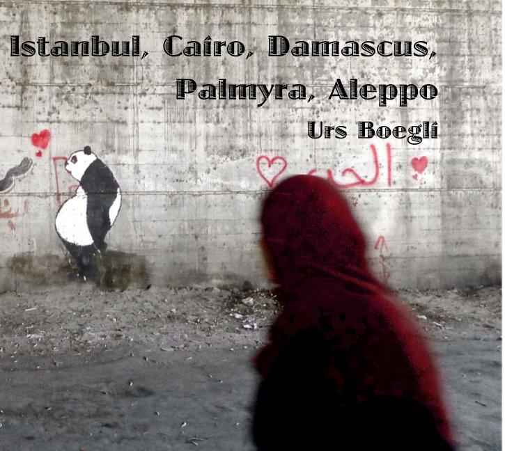 View Turkey, Syria, Egypt by Urs Boegli
