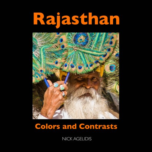 View Rajasthan by Nick Agelidis