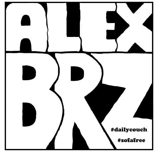 View #sofafree#dailycouch by alex brzezinski