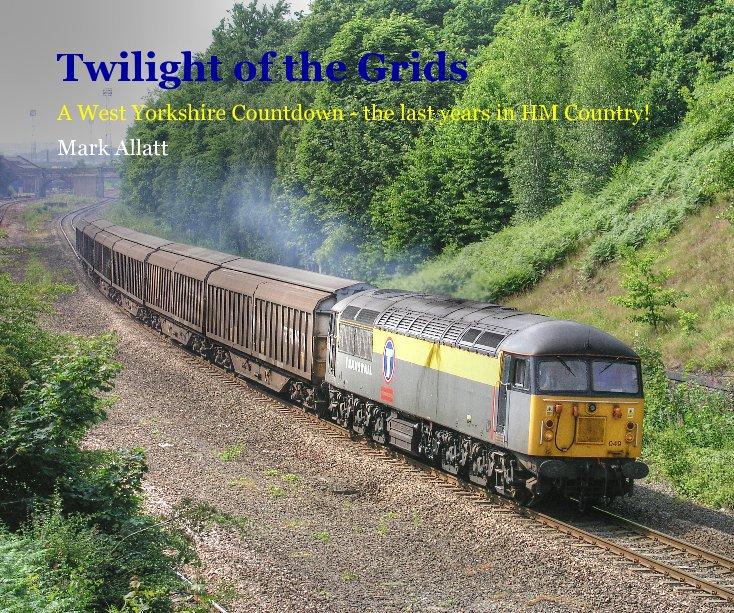 "View Twilight of the Grids - 10"" x 8"" by Mark Allatt"
