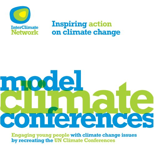View Model Climate Conference 2012 by InterClimate Network