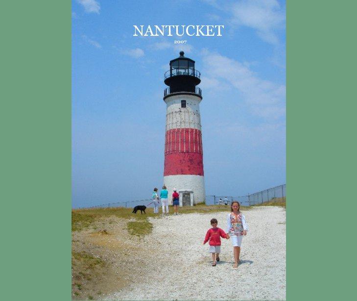 Ver NANTUCKET        2007 por walt.kennedy