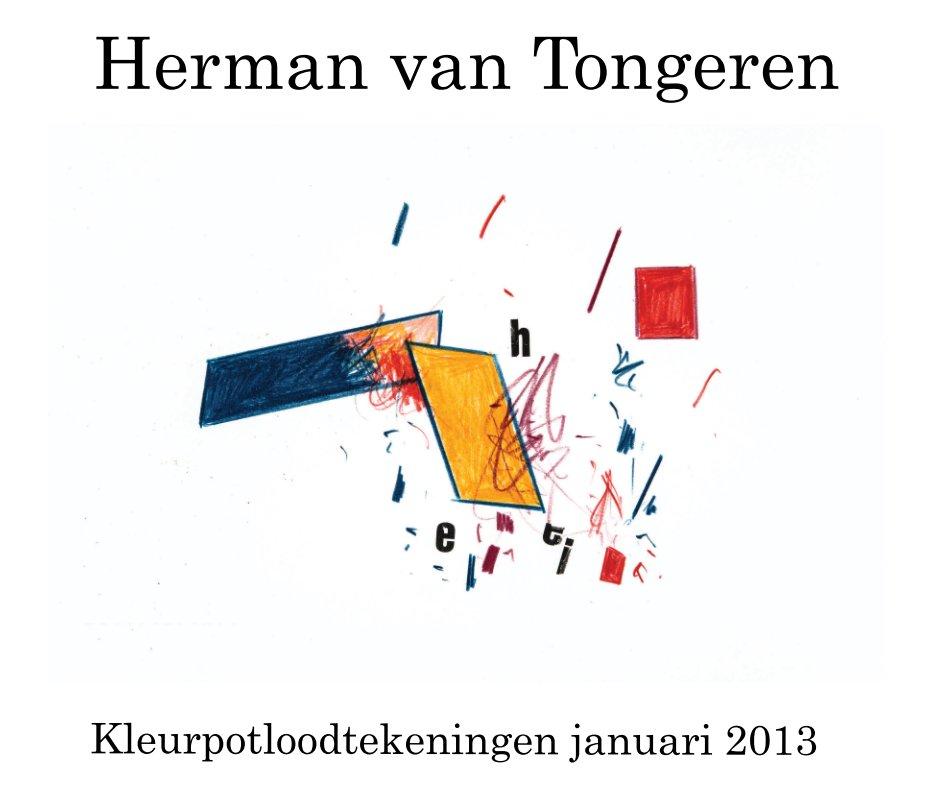 Bekijk Kleurpotloodtekeningen januari 2013 op Herman van Tongeren