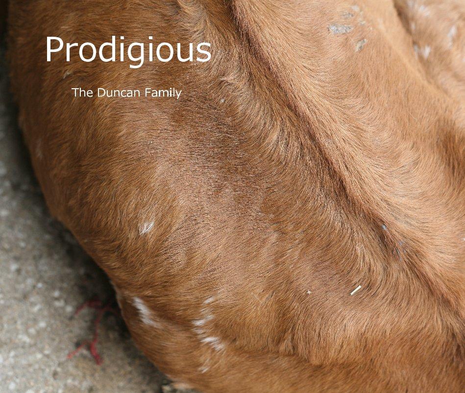 View Prodigious by Nina White