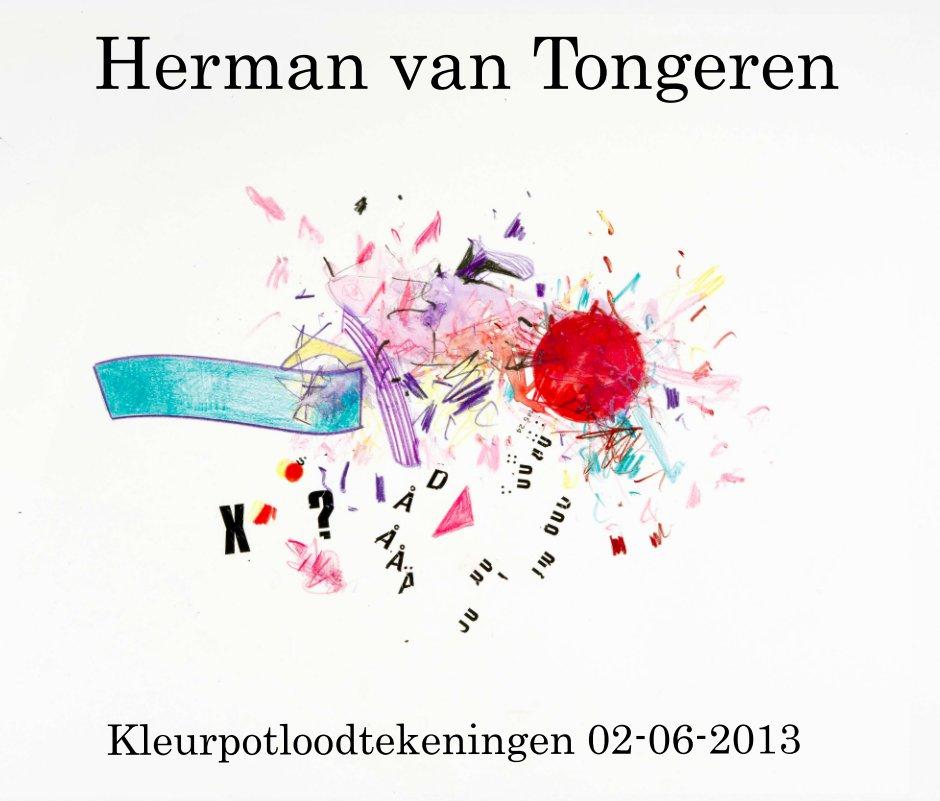 Bekijk Kleurpotloodtekeningen 02-06-2013 op Herman van Tongeren