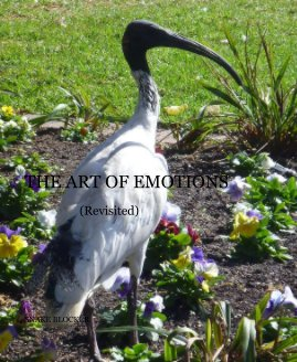 THE ART OF EMOTIONS - Poetry photo book