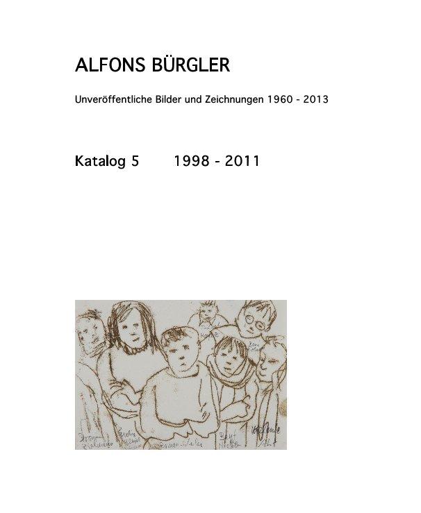 Katalog 5 nach ALFONS BÜRGLER anzeigen
