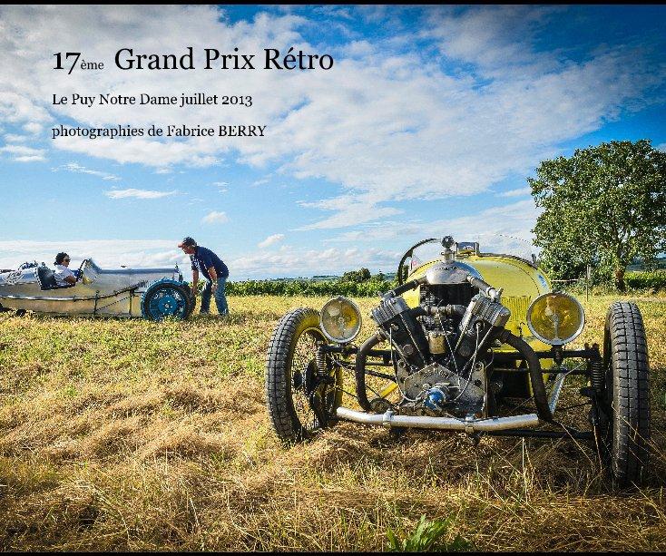 View 17ème Grand Prix Rétro by photographies de Fabrice BERRY
