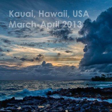 Kauai, Hawaii, USA - Fine Art Photography photo book