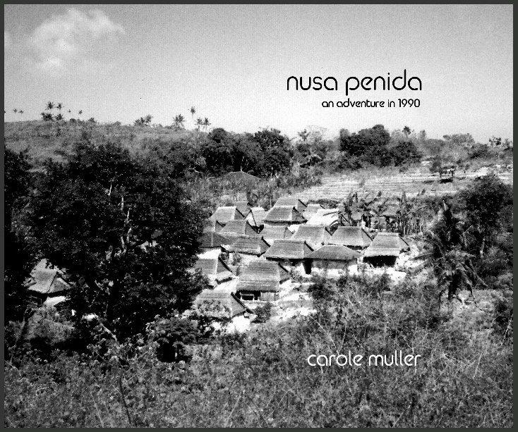 View Nusa Penida by Carole Muller