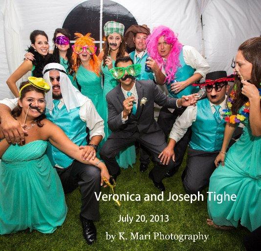 Ver Veronica and Joseph Tighe por K. Mari Photography