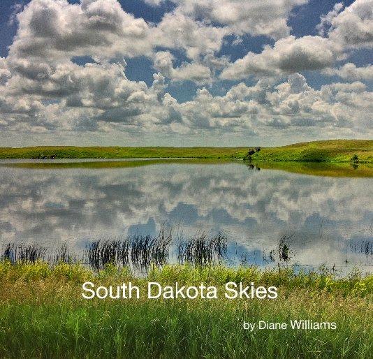View South Dakota Skies by Diane Williams