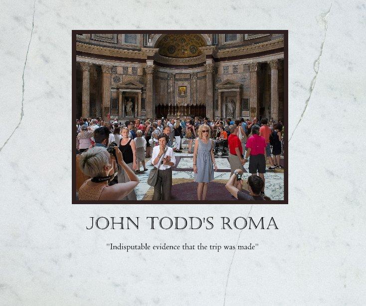 View John Todd's Roma by John Todd