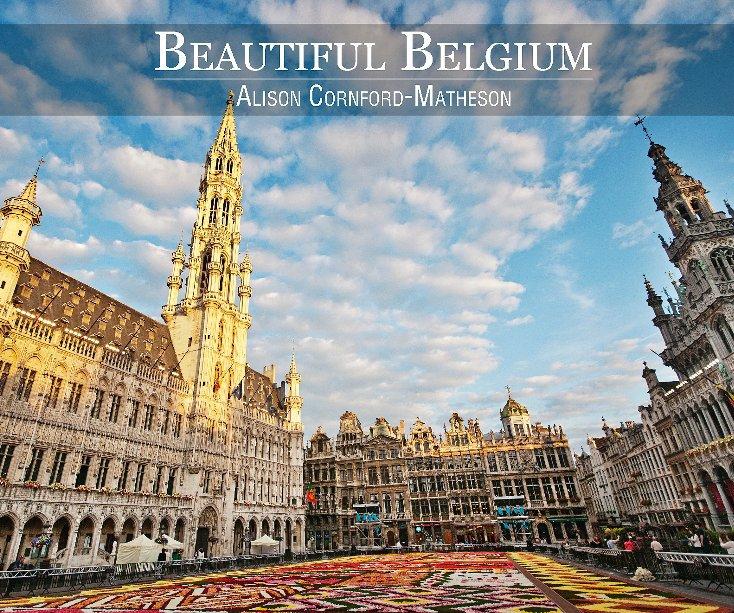 View Beautiful Belgium by Alison Cornford-Matheson