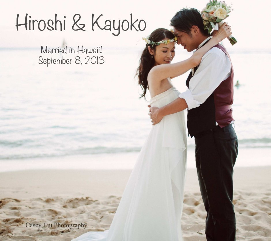 Ver Hiroshi & Kayoko por Casey Liu Photography