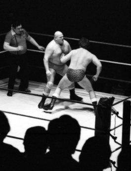 Dick Scott-Stewart 'Wrestling' - Arts & Photography Books photo book