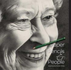 Paper, Pencils & People - Beaux-arts livre photo