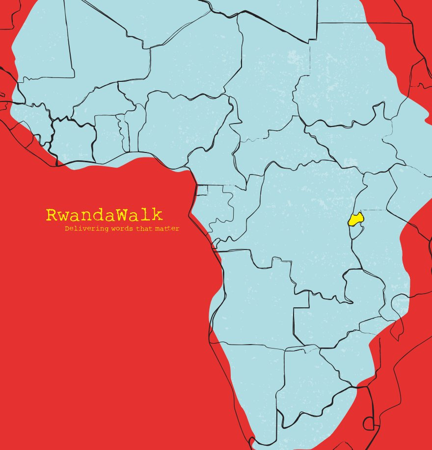 View RwandaWalk 11x11 - Large Hardback by Morris Weintraub
