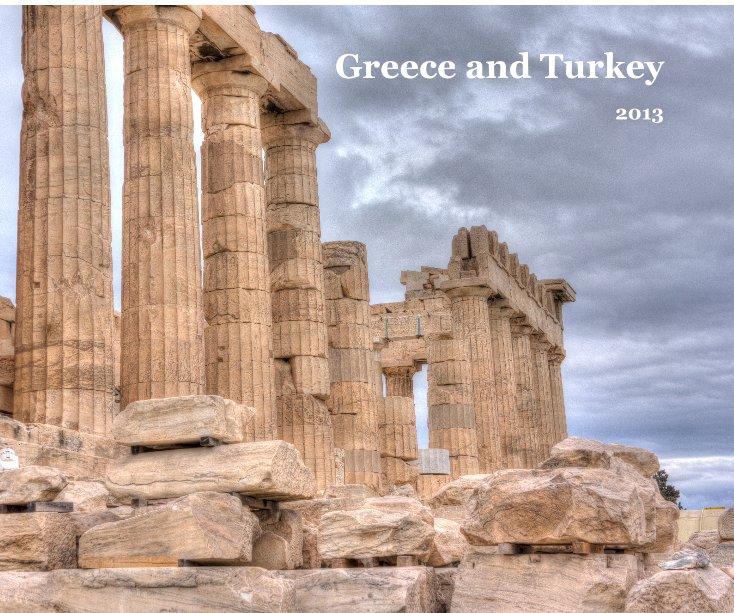 View Greece and Turkey by rthau