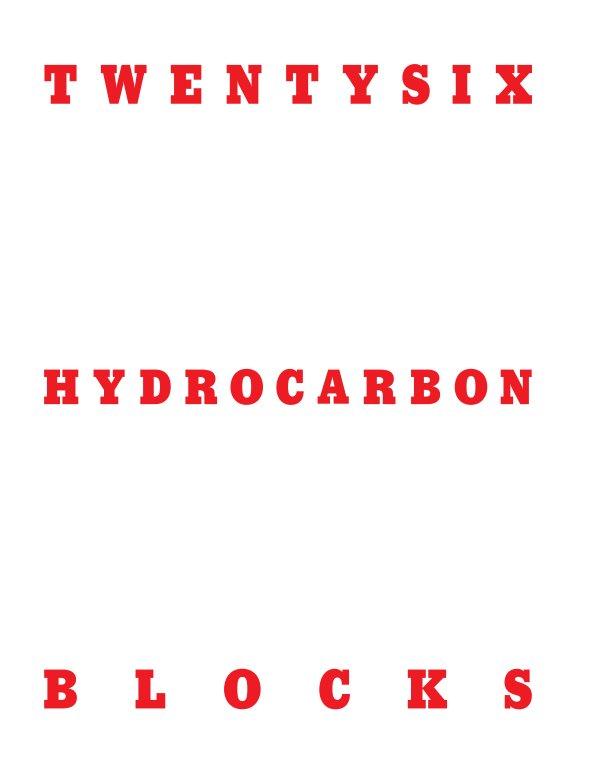 View Twentysix Hydrocarbon Blocks by Craig Ritchie