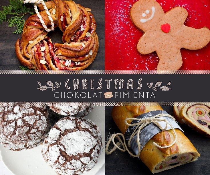 View Christmas Chokolat Pimienta by Vanessa Hernandez Farias