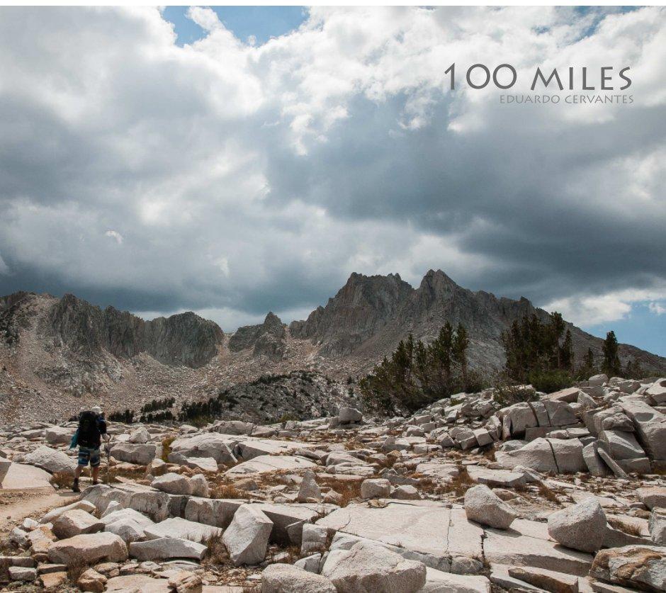 View 100 Miles (Large) by eduardo cervantes