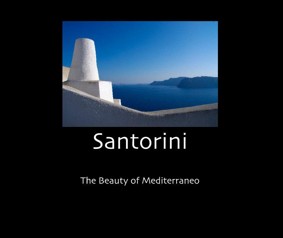 View Santorini by Marco Scardigli