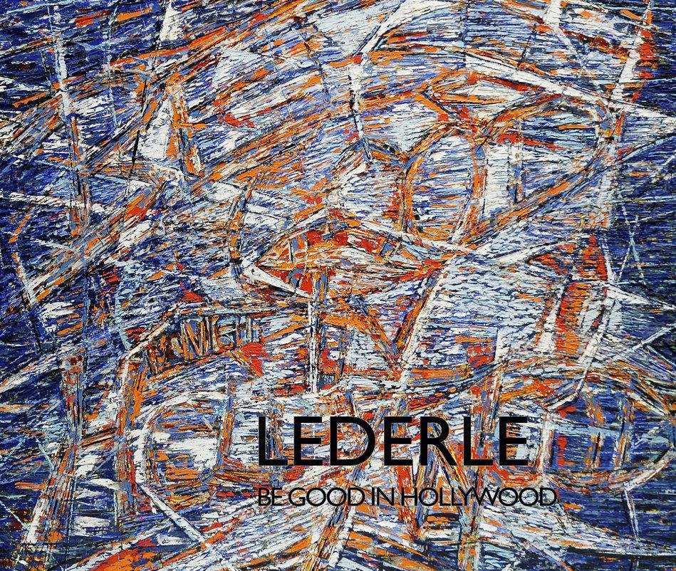 View Hermann Lederle: Painting | Large Format by Hermann Lederle