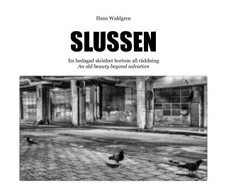 SLUSSEN - Fine Art Photography photo book