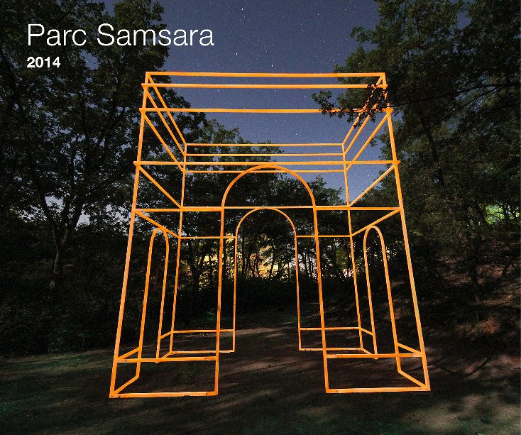 View Parc Samsara 2014 25x20cm by celestun
