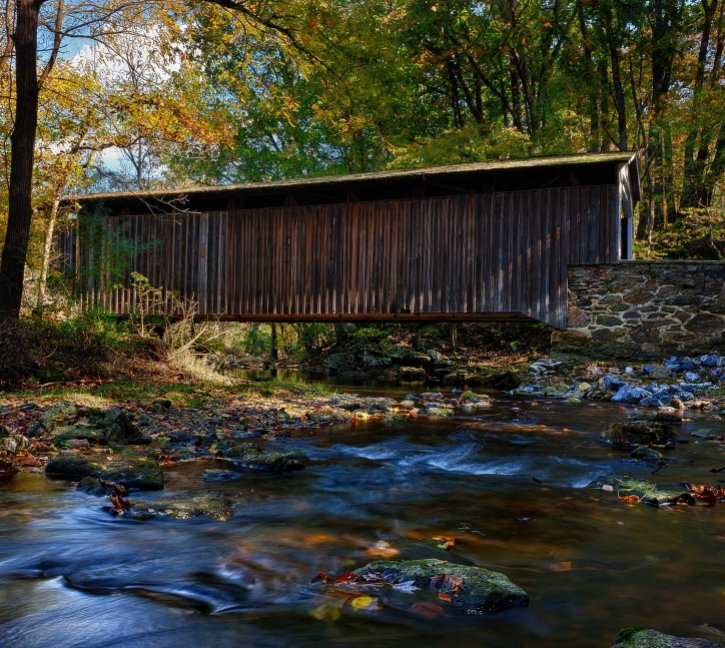 View Covered Bridges of the Oxford Area by Andrew L Seymour