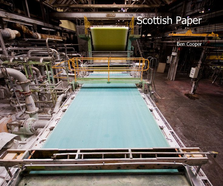 View Scottish Paper by Ben Cooper