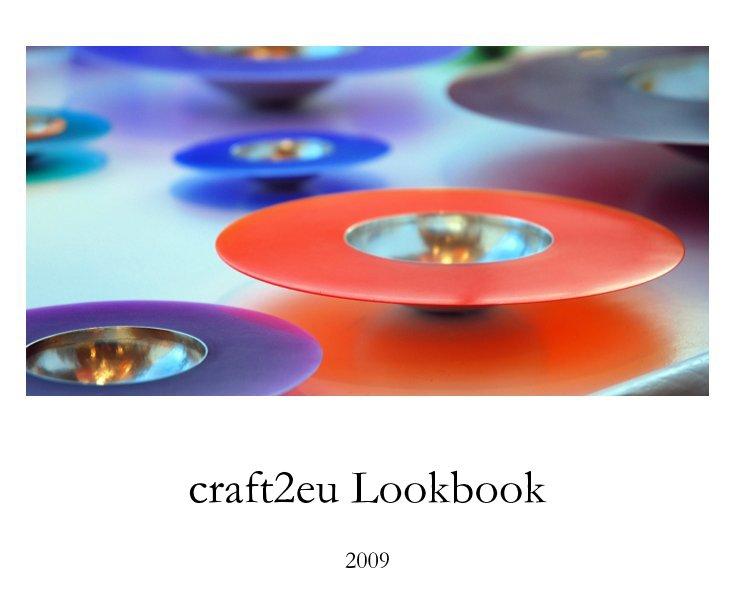 craft2eu Lookbook 2009 nach Schnuppe von Gwinner anzeigen