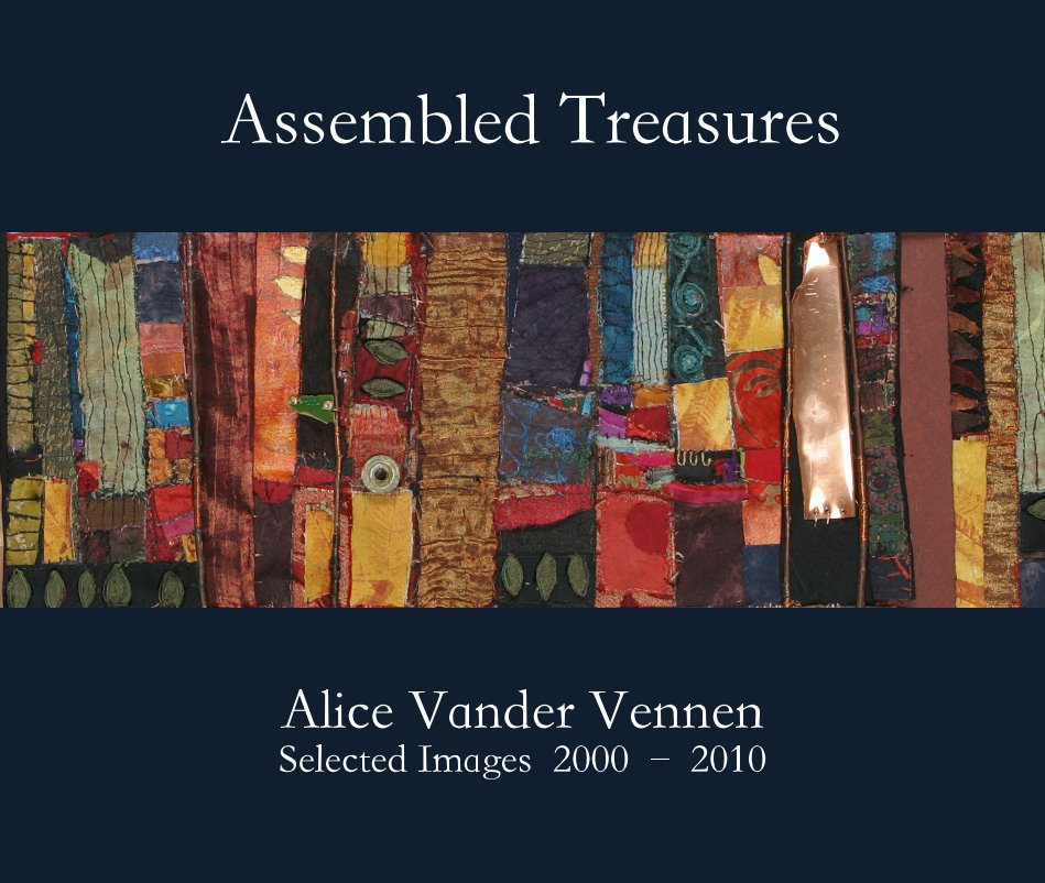 View Assembled Treasures by Alice Vander Vennen