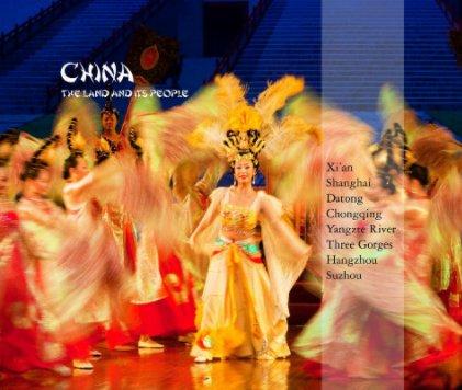China - Xi'an - Travel photo book