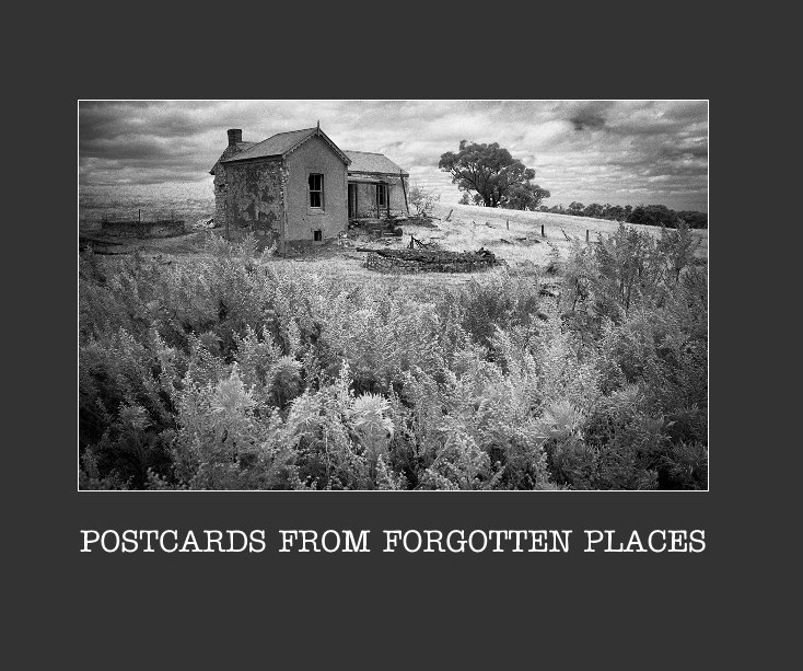 View POSTCARDS FROM FORGOTTEN PLACES by Eric Algra