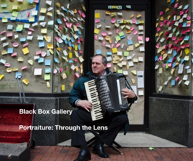 View Portraiture: Through the Lens by Black Box Gallery