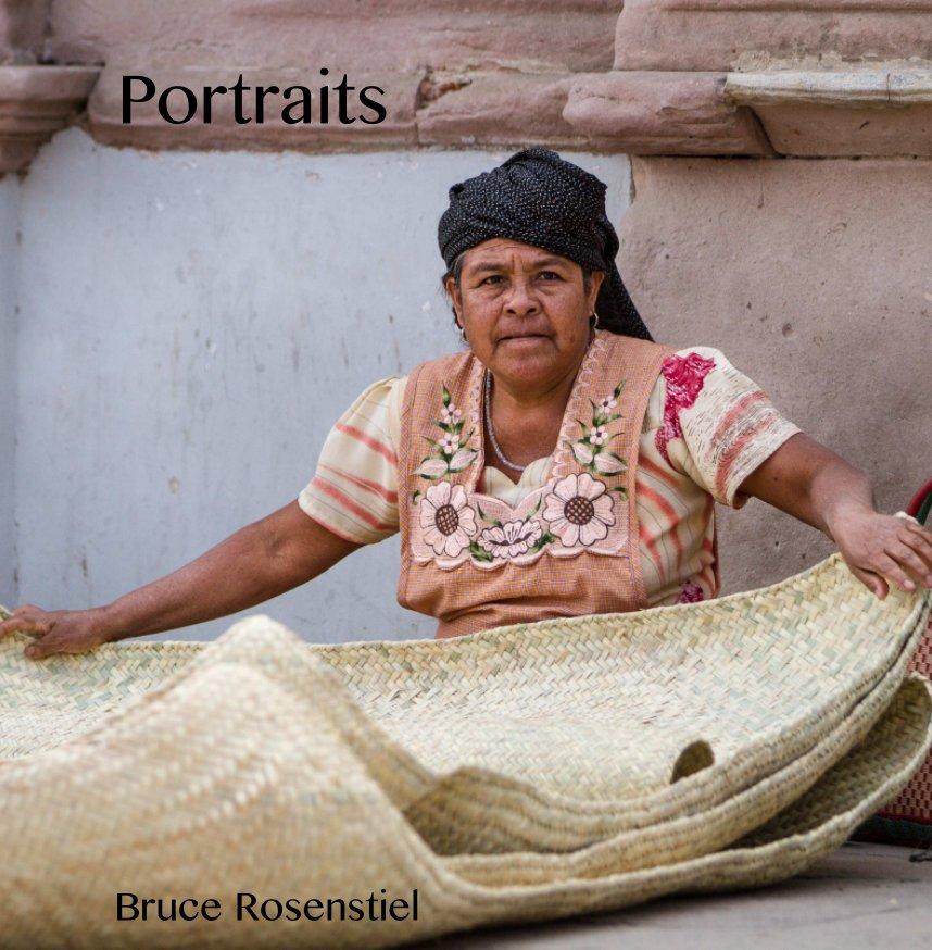 View Portraits by Bruce Rosenstiel