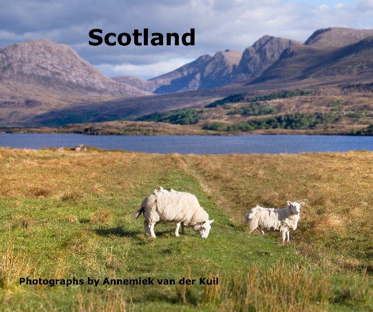 View Scotland by Annemiek van der Kuil