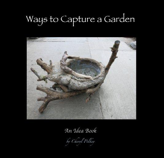 View Ways to Capture a Garden by Cheryl Pelkey
